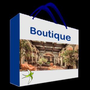Sistema para hotel versión boutique